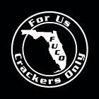 Florida Cracker Decal,Cracker sticker,redneck decal,cowboy,horse fuco f.u.c.o.