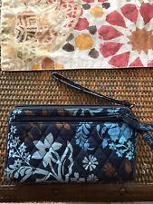 Large Vera Bradley Retired Java Floral Wallet