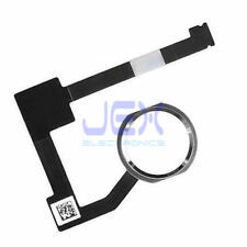 Silver Home Button/Touch Fingerprint ID Sensor Flex Cable For iPad Air 2 WiFi 4G