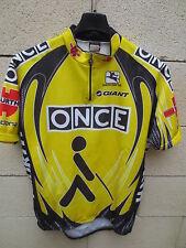 Maillot cycliste ONCE WURTH Giordana Tour de France jersey shirt camiseta trikot