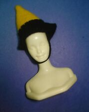 Vtg Barbie or Skipper 60s Doll Clothes Masquerade Hat 1963 944 #3