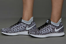 NIKE AIR ZOOM PEGASUS 32 PRINT Running Trainers Gym - UK 8 (EU 42.5) Black White
