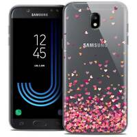 "Coque Crystal Gel Pour Samsung Galaxy J7 2017 J730 (5.5"") Extra Fine Souple Swee"