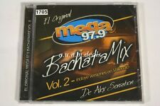 El Original Mega 97.9 Bachatamx Vol.2 Mega 97.9 Music CD
