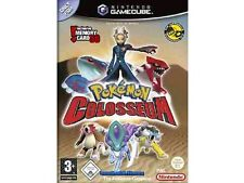# POKEMON COLOSSEUM + POKEMON BOX-NINTENDO GAMECUBE/GC gioco tedesco-Top