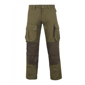 Keela Heritage Trousers Olive Regular Leg Bushcraft Camping Fishing Outdoor