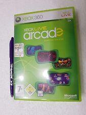 XBOX 360 XBOX LIVE ARCADE - XBOX360 MICROSOFT