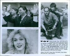 Vintage Pov The Transformation Homeless Transvestite Hiv People Photo 8X10