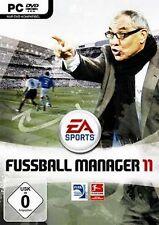 FUSSBALL MANAGER 11 * 2011 * Deutsch Sehr guter Zustand