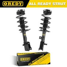 OREDY Front 2 Complete Struts & Coil Springs w/ Mounts For 11-14 Chrysler 200