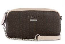 ★ GUESS* Sullivan Logo Monogram Clutch / Crossbody Bag ★
