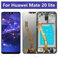 For Huawei Mate 20 lite LCD Display Touch Screen Frame Digitizer Assembly Tools
