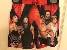 WWE Boys Swim Trunks Size XS 4-5