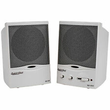 Sound Force 200 Powered Mini Computer Speaker Pair