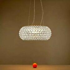 Caboche Foscarini — przezroczysta lampa wisząca 50 cm