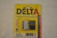 Delta Disk brake pads para discos Deore 1247ge