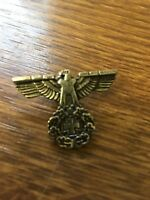 World War 11 Two German ARMY Eagle Iron Cross Badge