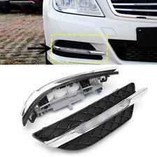 LED Daytime Running Light Fog Lamp DRL For Mercedes Benz W204 C-Class 2011-2013