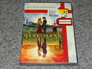 THE PRINCESS BRIDE 20th Anniversary Collector's Edition DVD Brand New & Sealed