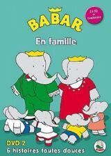 Babar en famille Volume 2 DVD NEUF SOUS BLISTER