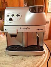 SAECO VIENNA PLUS SILVER ESPRESSO, COFFEE & CAPPUCCINO MACHINE
