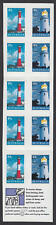 Australia #2052a Mnh booklet 49c Lighthouses 2002 cv $14.50