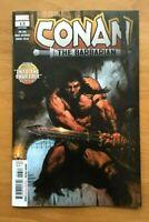 Conan The Barbarian # 13 2020 E.M Gist Main Cover 1st Print Marvel Comics VF/NM