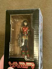 Vami Pewter Figurine Signed Kevin Leu's Limited #43 of 100 NEW MIP