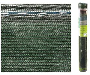 Rete Frangivista Ombreggiante 90% Telo Verde Oscurante Frangivento Pergolati 2x5
