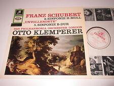LP/SCHUBERT/8+5 SINFONIE/KLEMPERER/Columbia STC 91306 MEGARAR
