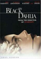 The Black Dahlia - Full Frame - DVD - Josh Hartnett - Scarlett Johansson