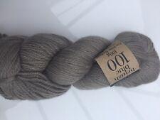 Erika Knight Britsh Blue. DK. Pure British Wool. 100gm. Colour. Clarissa