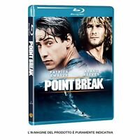 Point Break Blu Ray Nuovo Sigillato Patrick Swayze Keanu Reeves N