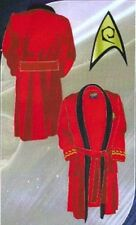 Star Trek Classic TOS Engineering Red (Scotty) Terry Cloth Bath Robe- FREE S&H