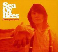 Sea of Bees - Orangefarben (2012)  CD  NEW Album -  Gift Idea