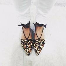 Wittner Leather Animal Print Shoes for Women