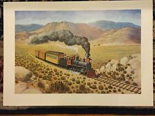 Don Bowlin Limited Edition Lithograph Western Art Print Artist Signed & Numbered
