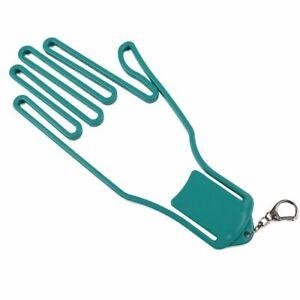 1PC Golf Gloves Holder Stretcher Golfer Tool Gear Plastic Rack Dryer Hanger