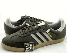 Rare Vtg. Adidas Hemp Samba Turf Indoor Soccer Shoes Trainers Sneakers Mens sz 5