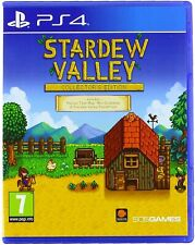 Stardew Valley Collectors Edition PS4 New Sealed