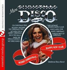 Mistletoe Disco Band - More Christmas Disco [New CD] Manufactured On Demand