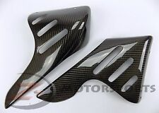 Ducati S4 S4R S4RS Side Radiator Cover Panel Trim Fairing Cowl 100% Carbon Fiber