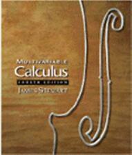Multivariable Calculus, James Stewart, Good Book