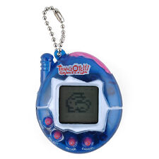 1X 90S Nostalgic Toy Tiny Tamagotchi 49 Pets in One Virtual Cyber Toy Clear Gift