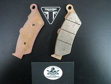 T2020692 GENUINE TRIUMPH REAR PADS.ROCKET THREE CLASSIC/ROADSTER,THUNDERBIRD1600