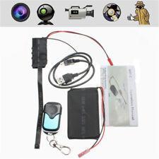 HD 1080P Mini Wireless SPY Hidden DV DVR Video Camera Detection +Remote Control