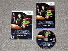 Metroid: Other M Nintendo Wii Complete