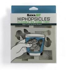GamaGo Hip Hopsicles Ice Cube Tray - Freshest, Banging Ice Cubes