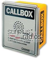Vhf Ritron Heavy Duty Wireless Two Way Radio Callbox Works With Motorola Cp200