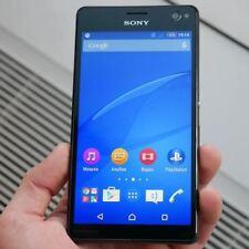 Sony XPERIA C4 E5303 16GB Black (Unlocked) 4G LTE Smartphone Mint Condition